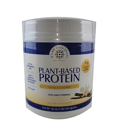 HARP Core Foods Plant-Based Protein Vanilla Flavor