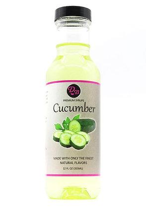 Delicious Beverage Cucumber Signature Syrup