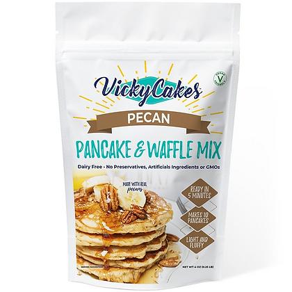 Vicky Cakes Pecan Pancake & Waffle Mix