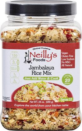 Neilly's Jambalaya Rice Mix