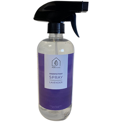 Pur Home Disinfectant Spray (Lavender Scent)