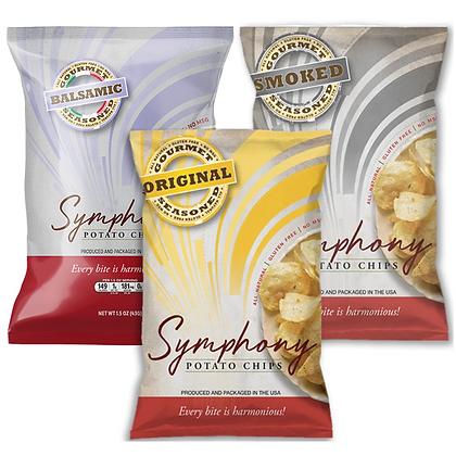 Symphony Potato Chips Sampler Bundle