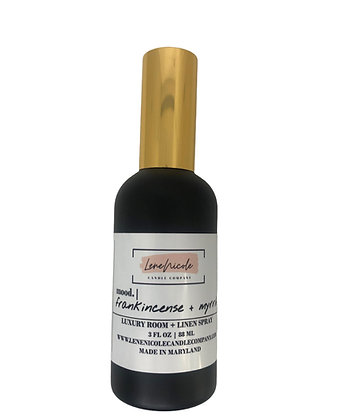 LeneNicole Aromatherapy Room+Linen Spray Frankincense+Myrrh