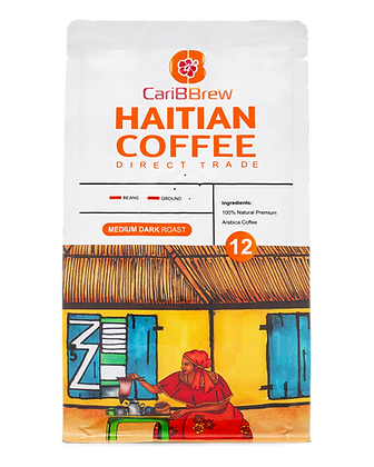 Caribbrew Medium Roast Coffee (ground)
