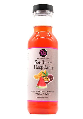 Delicious Beverage Southern Hospitality Signature Syrup