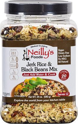 Neilly's Jerk Rice & Black Beans Mix