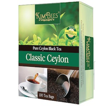Kim Bees Black Tea (100 count)