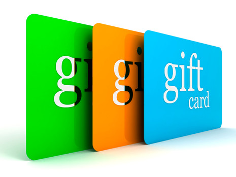 Gift Cards and Subscriptions