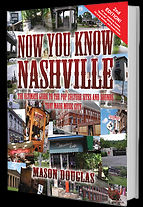 Now You Know Nashville pop culture book