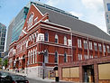 Ryman tour - Historical Icon of Nashville