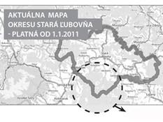 Odzániku Vojenského obvodu Javorina uplynulo 10 rokov. Mnohé mapy zmenu nezobrazujú