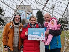 Pre deti sa podarilo vyzbierať 6-tisíc eur!