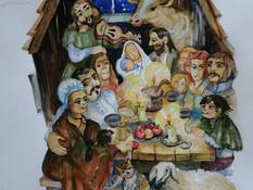 Vianočný príbeh zpera Pavla Mišenka. Chudobné, ale šťastné Vianoce