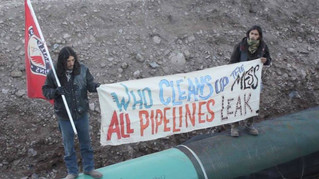 Who Cleans Up The Mess? All Pipelines Leak!