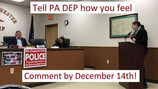 Tell PA DEP How You Feel About The Adelphia Gateway Pipeline Compressor Stations