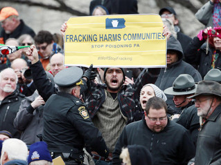 More Proof Of What We've Known For Years: Fracking Harms The People Living Close To It