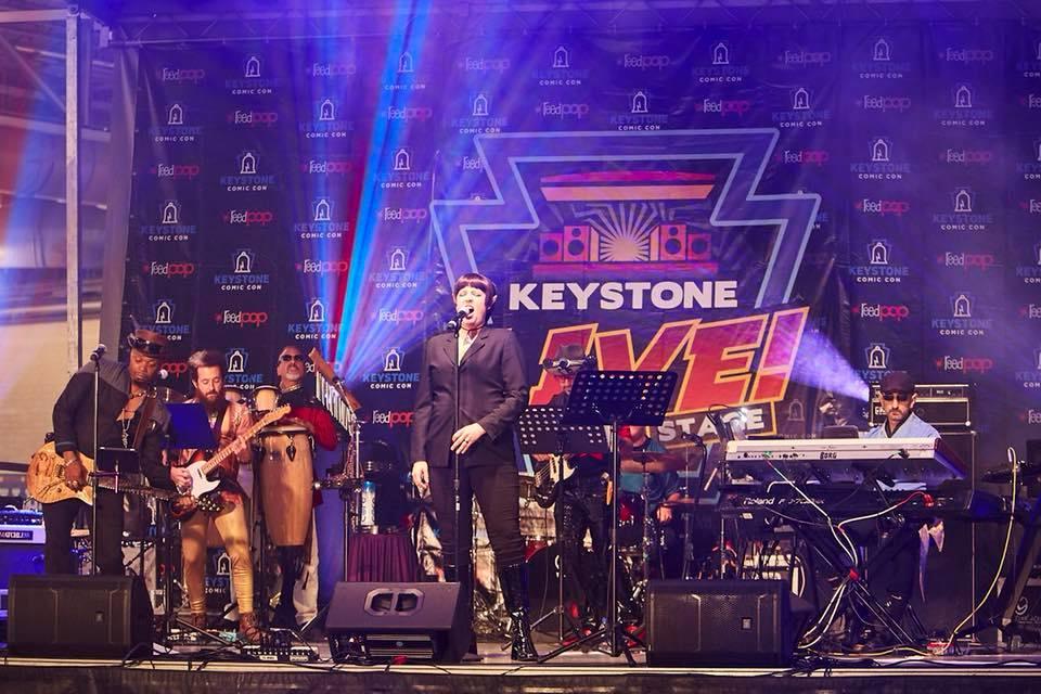 2018 Keystone Comic Con