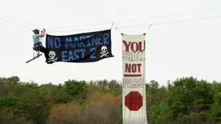 Camp White Pine - Forest Defense Camp Resisting Sunoco's Mariner East 2 Pipeline