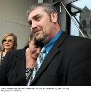 'Outrageous': Dimock Twp. plaintiff reacts to judge's voiding of $4.24 million award