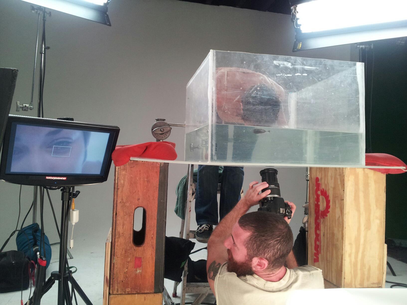 In Studio Shoot