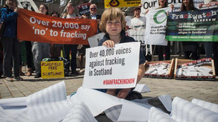 Scotland Announces Fracking Ban
