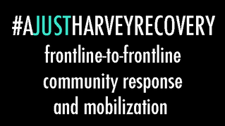 Frontline-Frontline Community Response And Mobilization To Hurricane Harvey