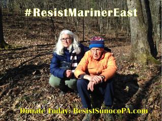 Donate to #ResistMarinerEast