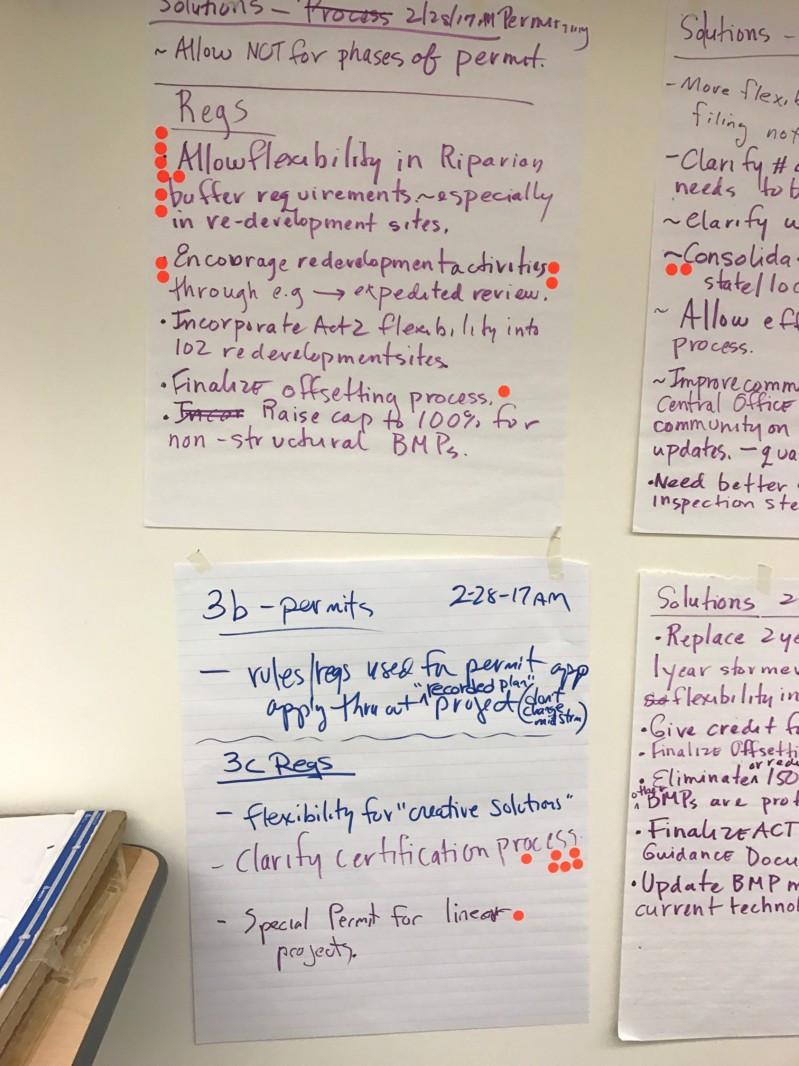 Pennsylvania DEP meeting notes