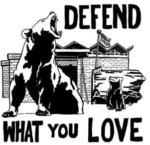 Illustration: Defend What You Love vol. 2