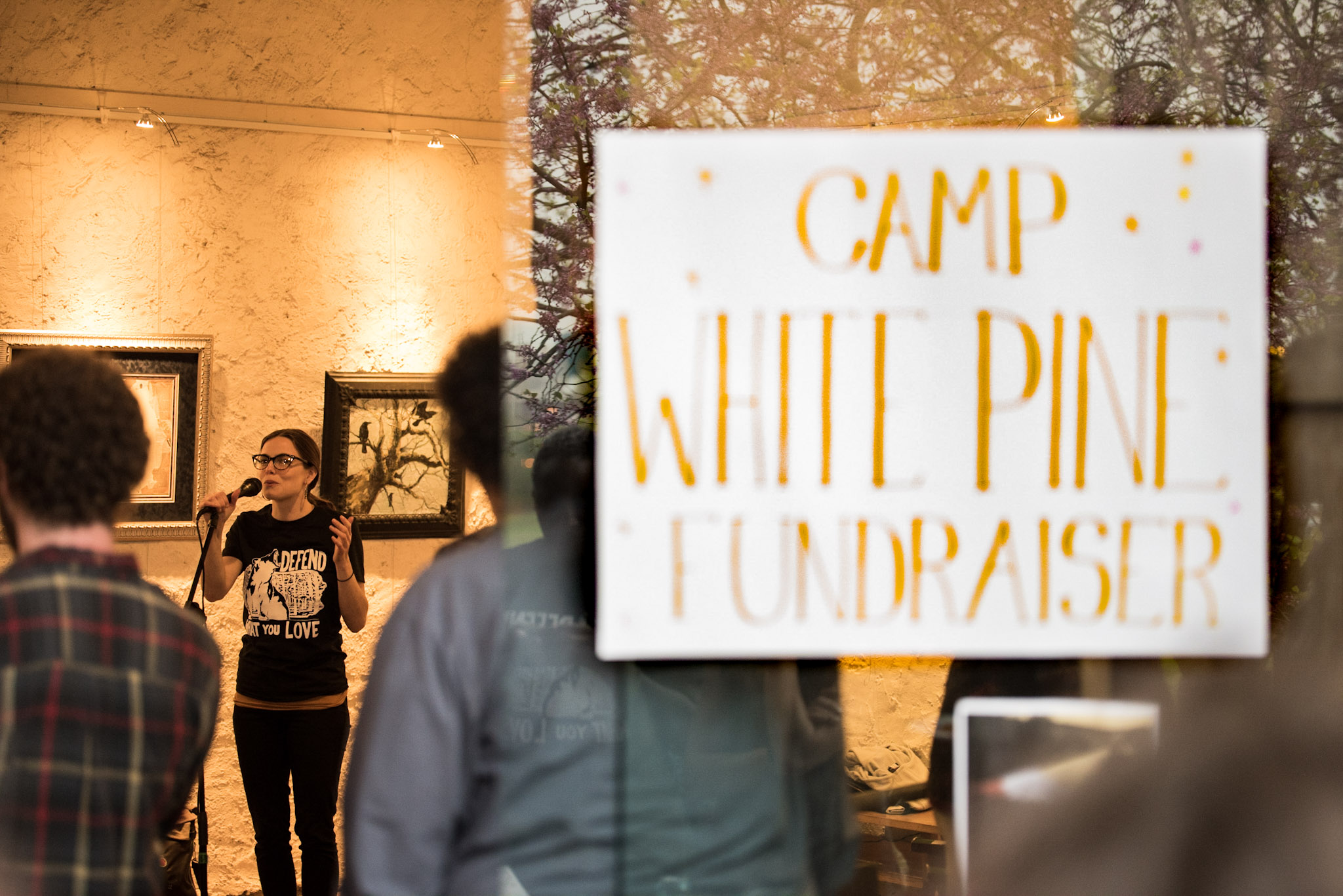 EDGE Camp White Pine Fundraiser
