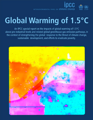Update on Catastrophic Climate Change from New IPCC Report