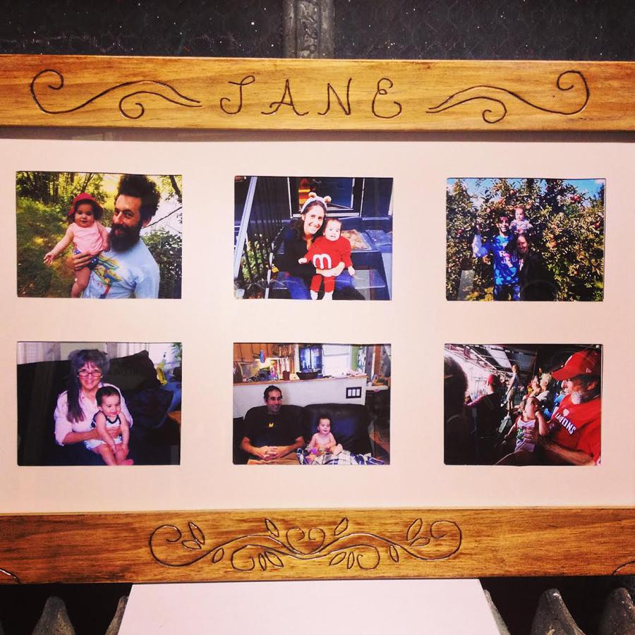 """'Jane' Frame 25/22"""""""