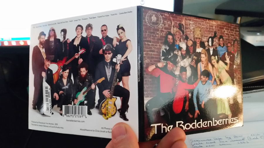 The Roddenberries Album 2015