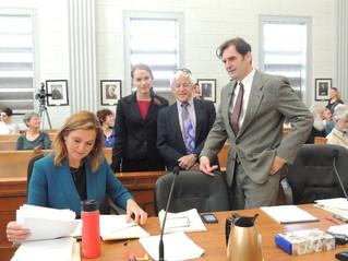 Jurors Thank Ken Ward After Verdict