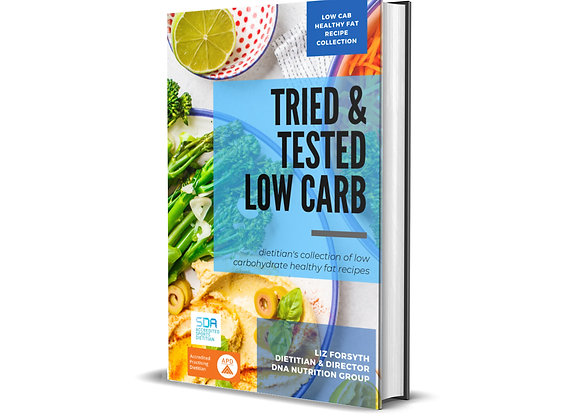 Tried & Tested LOW CARB Recipe Collection