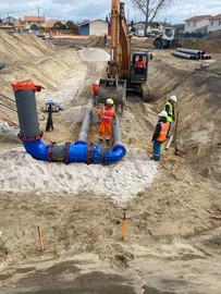Conduite Adduction eau potable
