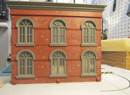 MTH Firehouse