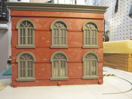 MTH Firehouse