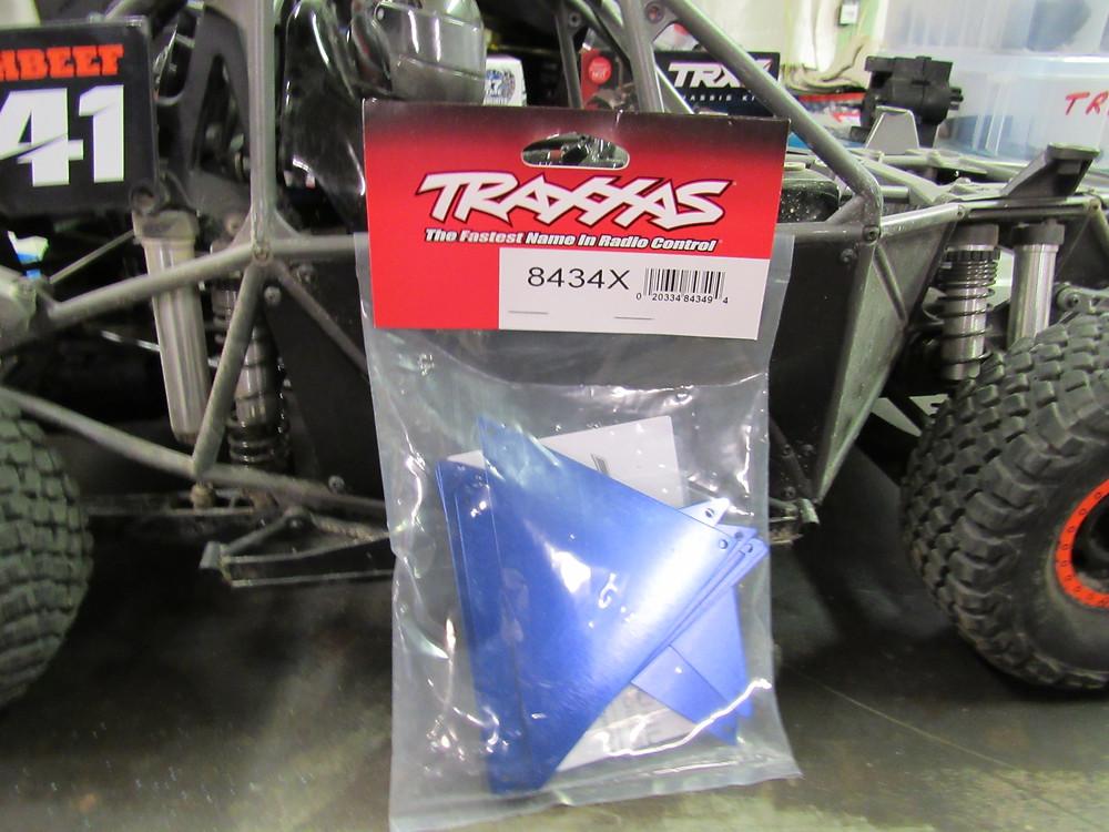 Traxxas kit ready to install
