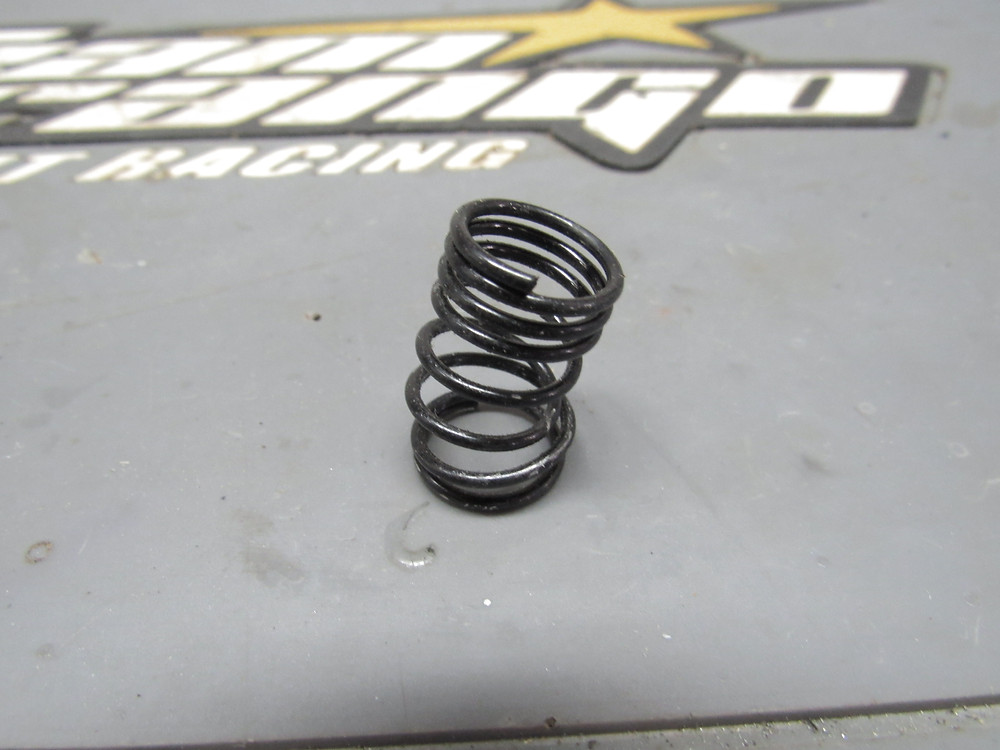 That ain't right.  No wonder it drives funny.