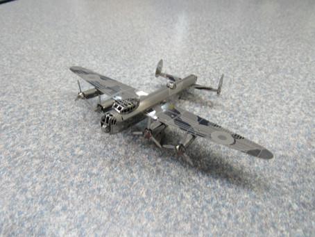 Metal Earth Lancaster
