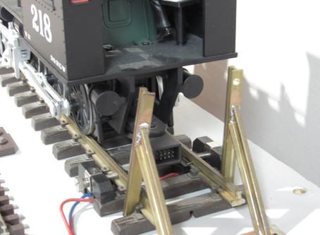 G-gauge Track Bumpers