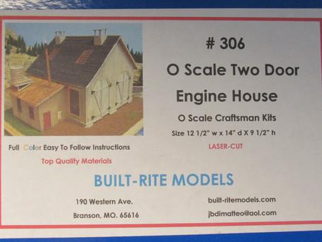 O-Gauge Firehouse