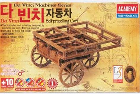 Da Vinci Self Propelling Cart