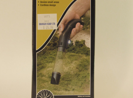 Product Review: Woodland Model Vac
