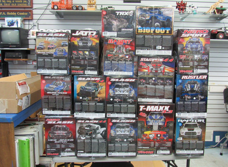 Traxxas Vehicles