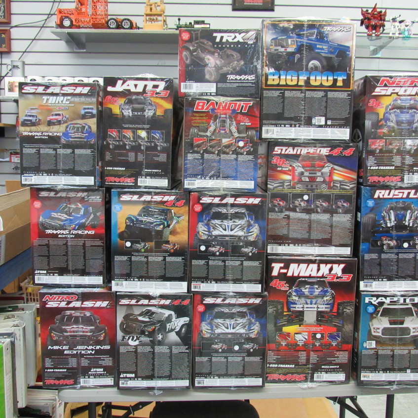 Traxxas Arrived
