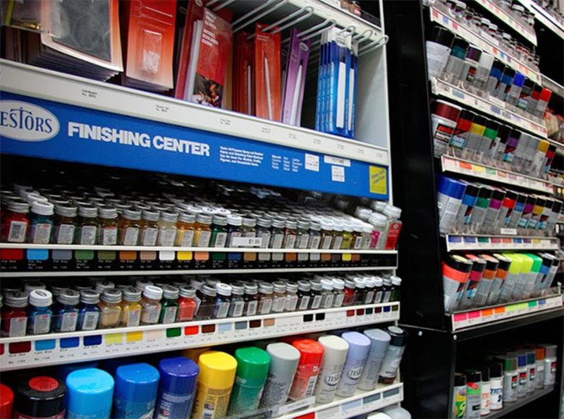 Tools/Adhesives/Paints