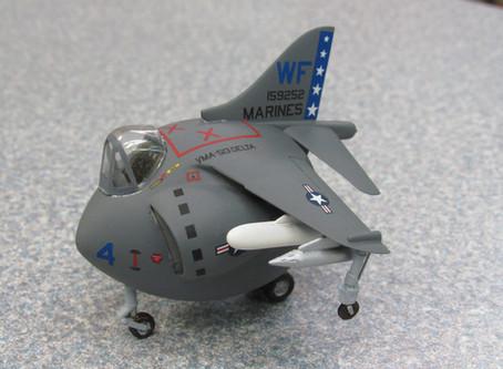 Eggplane Harrier