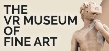 VR Museum of Fine Art